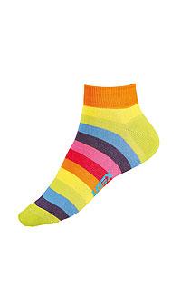 Designové ponožky nízké. Litex