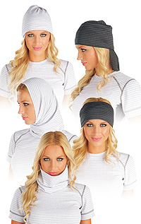 Multifunkční šátek. Litex