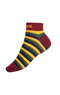 Designové ponožky nízké. akce sleva Litex 2020