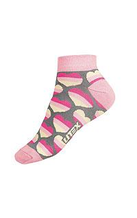 Designové ponožky nízké.