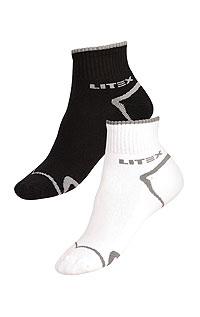 Sportovní ponožky polovysoké. akce sleva Litex 2020