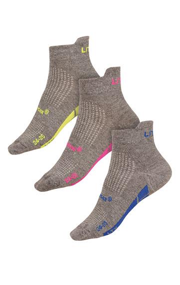 Sportovní ponožky CoolMax. akce sleva Litex 2019