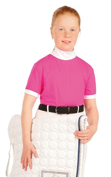 Triko dámské/dětské s krátkým rukávem. Litex akce sleva Litex 2020