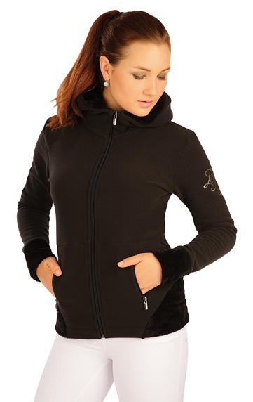 Bunda dámská s kapucí. Litex akce sleva Litex 2020