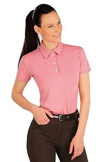 Polo tričko dámské s krátkým rukávem. akce sleva Litex 2020